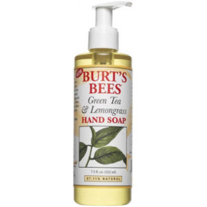Burt's Bees Green Tea & Lemongrass Hand Soap