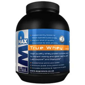 Elite True Whey - Strawberry Delight