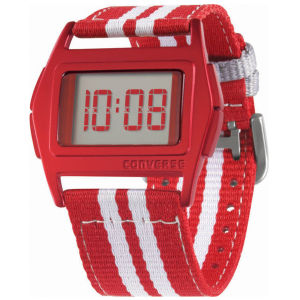 Converse Lowboy Classic Watch - Red