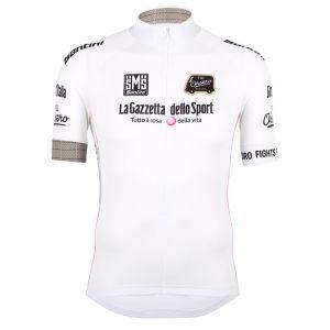 Giro Ditalia 2014 Best Young Rider Short Sleeve Jersey - White