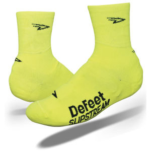 DeFeet Slipsteam Socks - Neon Yellow