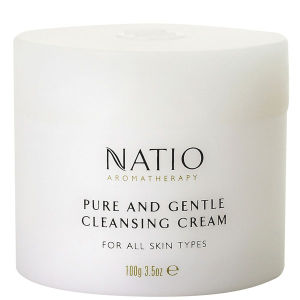 Natio Pure & Gentle Cleansing Cream (100g)