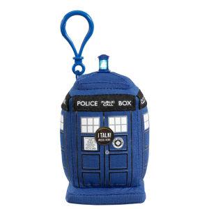 Doctor Who Mini Talking Plush - Tardis