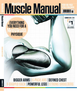 Men's Health Muscle Manual