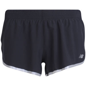 New Balance Women's NBX Split Shorts - Black