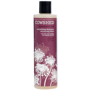 Cowshed Knackered Cow Smoothing Shampoo (Glättend)