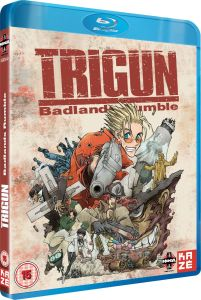 Trigun Movie: Badlands Rumble