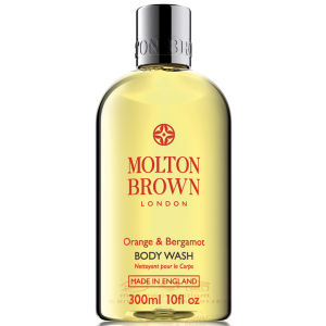 Molton Brown gel douche - orange et bergamote