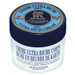 Ultra Rich Shea Body Butter Cream 200ml