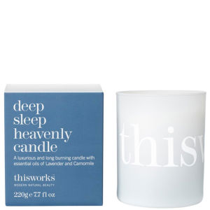this works Deep Sleep Heavenly Candle (220g)