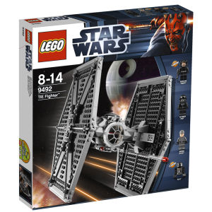 LEGO Star Wars: TIE Fighter (9492)