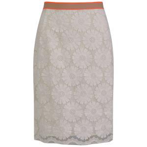 Baum und Pferdgarten Womens Shirma Skirt - White