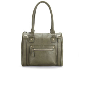 Thomas Calvi Women's Coco Shoulder Bag - Moss