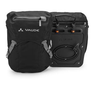 VAUDE Discover Pro Front Pannier - Black