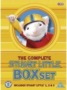 Stuart Little 1, 2 en 3