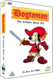 Dogtanian - The Complete Collection