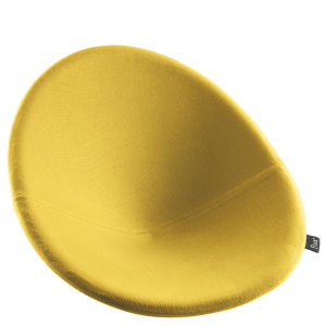 Flux Chair Cushion - Lemon Lime