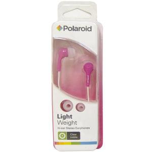 Polaroid Earphones - Pink (PEP14PNK)