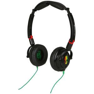 Skullcandy Lowrider Headphones - Rasta