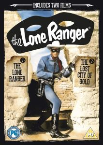 The Lone Ranger / The Lone Ranger and the Lost City of Gold