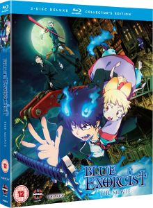Blue Exorcist: The Movie - Collectors Edition: Double Play (Includes DVD)