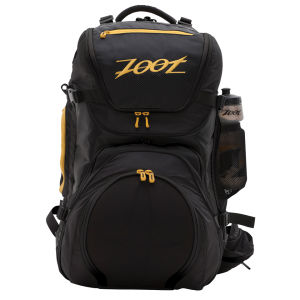 Zoot Ultra Triathlon Bag - Black/Zoot Yellow