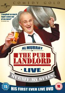 Comedy Gold 2010: Al Murray - My Gaff My Rules