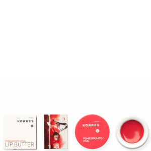 Korres Lip Butter - Pomegranate