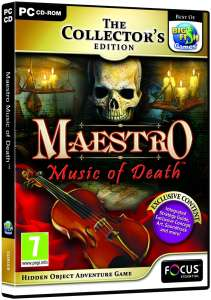 Maestro Music of Death: Collectors Edition