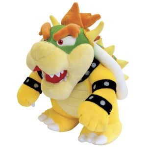 Super Mario Bros. Nintendo Plush - Bowser (26cm)