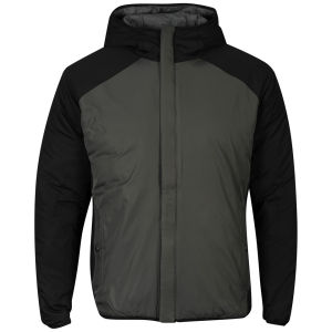 Berghaus Men's Hampden Insulated Reversible Jacket - Black/Dark Grey