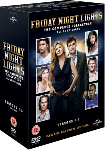 Friday Night Lights - Staffel 1-5