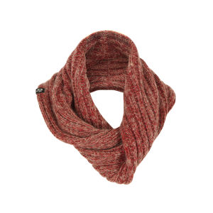 Marc by Marc Jacobs Women's M1122804 Margot Scarf - Red Kiss Multi