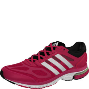 adidas Women's Supernova Sequence Trainers - Bright Pink/White/Black