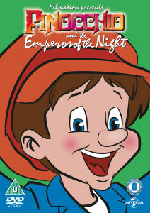 Pinocchio and the Emperor of the Night - Big Face Edition