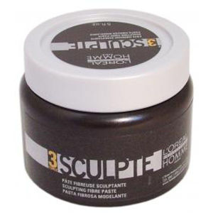 L'Oréal Professionnel Homme Sculpte - Sculpting Fibre Paste (150ml)