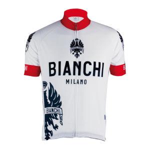 Bianchi Women's Eddi1 Short Sleeve Jersey - White