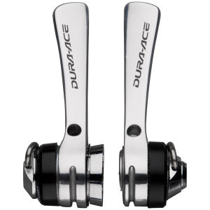 Shimano Dura-Ace 7700 Down Tube Shifters - 9 Speed