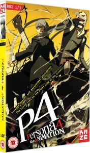 Persona 4: The Animation Box 1