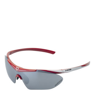 Catlike Plume Sunglasses - Red/White