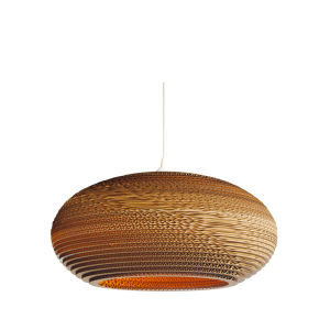 Graypants Disc Pendant Lampshade - 20 Inch