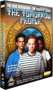 The Tomorrow People - The New Generation Complete Series (Box Set) (Five Discs)