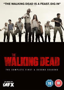 The Walking Dead  - Season 1 and 2