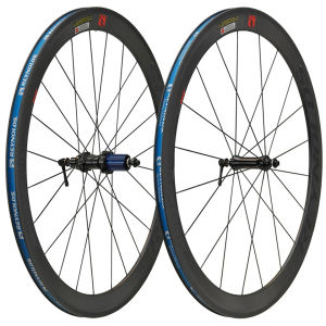 Reynolds Wheelset 46 C Shimano LTD Black Decal - 2013