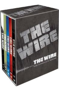 The Wire - Complete (24 Disc Box Set)