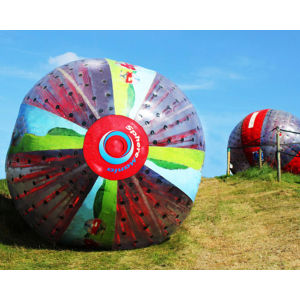 Harness Zorbing for Two at London South