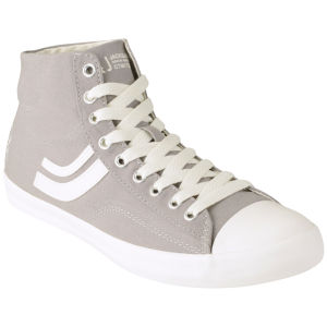 Jack & Jones Men's Camden Trainer - Grey/White