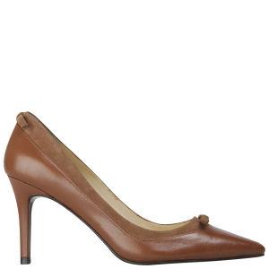 Lauren Ralph Lauren Women's Valeda Heels - Polo Tan