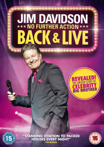 Jim Davidson Live: No Further Action