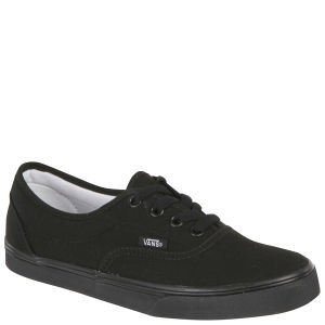 Vans LPE Canvas Trainers - Black